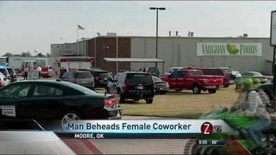 News video: Oklahoma Beheading Suspect